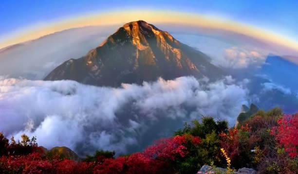 三峡之巅风景区